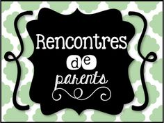 Idées pour les rencontres de parents Teaching Reading, Teaching Math, First Day Of School, Back To School, Education Positive, French Classroom, Cycle 3, French Immersion, Teacher Binder