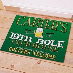 Golf Tips: Golf Clubs: Golf Gifts: Golf Swing Golf Ladies Golf Fashion Golf Rules & Etiquettes Golf Courses: Golf School: Gifts For Golfers, Golf Gifts, Golf Ball Crafts, 19th Hole, Unique Housewarming Gifts, Golf Party, Perfect Golf, Golf Quotes, Golf Sayings
