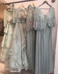 Indian Party Gowns, Indian Wedding Outfits, Indian Dresses, Ethnic Fashion, Indian Fashion, Indian Designer Wear, Indian Designers, Indian Bridal Wear, Indian Wear