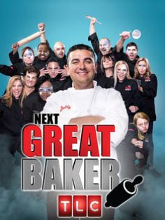Awesome TV show, Next Great Baker with Buddy Valastro-this and cake boss are the ONLY two reality TV shows I can actually withstand