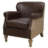 Found it at Wayfair - Madison Park Luther Lounge Chair