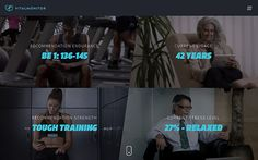 Vitalmonitor is a new app which gives you information about your workout and useful advice to improve performance.