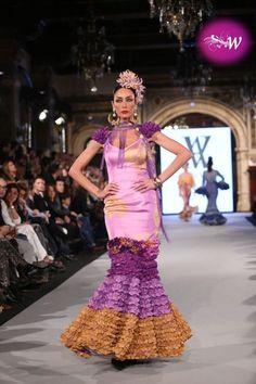 m.diariodesevilla.es - We Love Flamenco 2018 - Ángeles Verano Rave, Aurora Sleeping Beauty, Classy, Flamenco Dresses, Disney Princess, Skirts, Style, Fashion, Ruffles