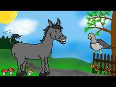 Kinderlieder deutsch - Der Kuckuck und der Esel - YouTube