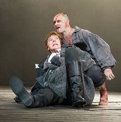 Benedict Cumberbatch and Jonny Lee Miller in Frankenstein at The National Theatre | The outrageous fortune of Benedict Cumberbatch | Stage | The Guardian