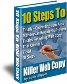 How To Position Yourself In The Market For Success. Introduction To Writing Copy. How To Research Your Copy....... And More. eBook With MRR.