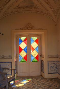 Palácio de Estoi, Algarve Portugal.