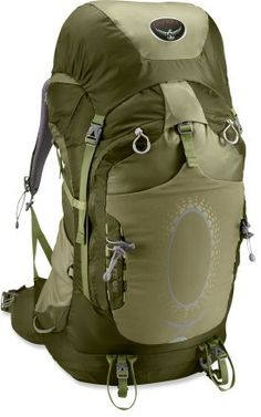 My Osprey backpack... its a LOVE affair