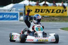 #Vettel #Karting