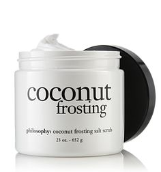 Who doesn't love coconut scented stuff? It takes me to the beach everytime