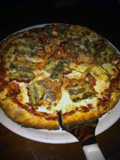 Lasagna Pizza @FoodBlogs