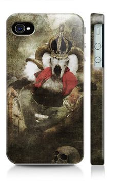 iPhone Cover – The King of Hearts