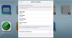 iCloud now has Two-Step Verification