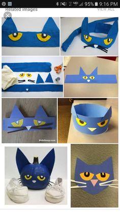 Kids Book Character Costumes, Children's Book Characters, Book Costumes, Teacher Costumes, Storybook Characters, Boy Character, Halloween Arts And Crafts, Halloween Fun, Pete The Cat Costume
