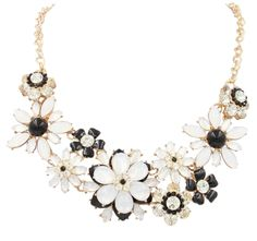 Laila Statement necklace. $14.99 #Necklaces #jewelry