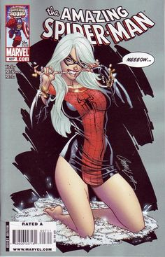 Black Cat!!! | ASM 607