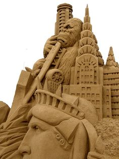 40 Fantastic Sand Sculptures   Abduzeedo Design Inspiration & Tutorials