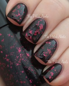 quite easy nail art for pretty hands..<3