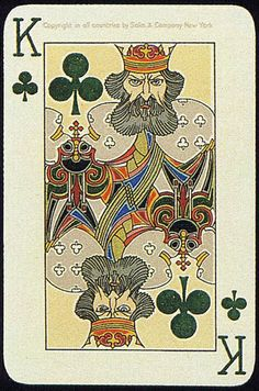 King of Clubs (Wands)