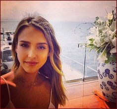Watch: #JessicaAlba Hits The Gym In Thailand For P...