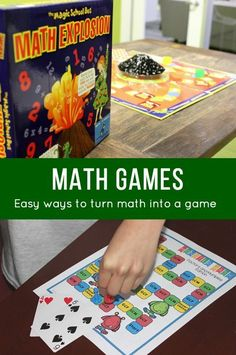 Fun Math Games for Kids - Make Learning Fun!