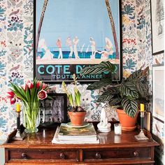 Luke Edward Hall - Detail: The Bathroom Cabinet