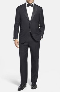 Corneliani Trim Fit Wool Tuxedo | Nordstrom