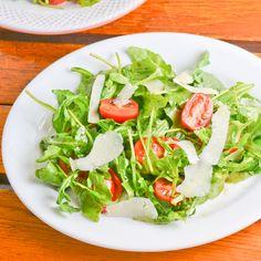 Arugula and Tomato Salad - Salu Salo Recipes