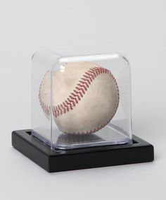 black baseball display case by memory keepers display cases u0026 frames on zulily today
