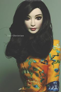Barbie dolls : Fan Bing Bing Barbie | For more pics here: - www.indonesiasupermodel.weebly.com | Instagram: leochris91 | Tumblr: www.dollphotographer.weebly.com | Flickr: airchris2012