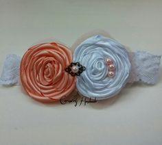 Pearls headband...
