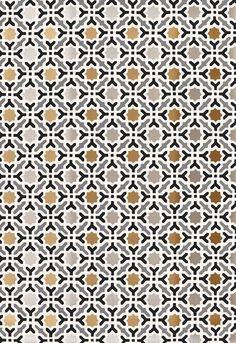 FSchumacher Wallpaper 5005971 Serallo Mosaic Mica
