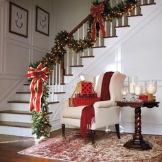 Decorate your indoor and outdoor space in verdant style with Christmas wreaths and garlands from Frontgate. Shop individual pieces and sets for effortless holiday decor. Christmas Greenery, Christmas Balls, Christmas Home, Christmas Lights, Christmas Wreaths, Christmas Decorations, Holiday Decor, White Christmas, Christmas Ideas
