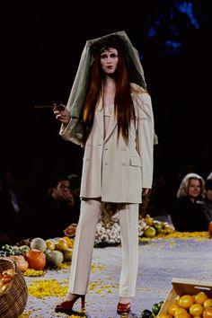 Jean Paul Gaultier Spring 1998 Ready-to-Wear Fashion Show - Karen Elson