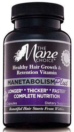Enjoy exclusive for The Mane Choice The mane choice healthy hair growth & retention vitamin manetabolism plus dietary supplement, 60 Count online - Aristalook Vitamins For Healthy Hair, Vitamins For Hair Loss, Healthy Hair Growth, Help Hair Grow, Grow Long Hair, Best Hair Growth Supplements, Natural Supplements, The Mane Choice, Hair Starting