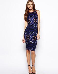 Lashes of London Ryka Bodycon Dress