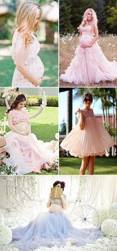 25 Stylish Ways to Dress Your Baby Bump - Romantic
