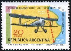 Air Mail Plane