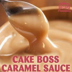 Cake Boss Buddy Valastro whipped up two fail-safe baking staples for Rachael Ray's audience, a Caramel Cream Sauce Recipe and perfect Cream Cheese Frosting.