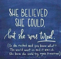 Tomorrow Is A New Day, She Believed She Could, What The World, Education Quotes, Fibromyalgia, Humor, Chronic Illness, Memes, Humour