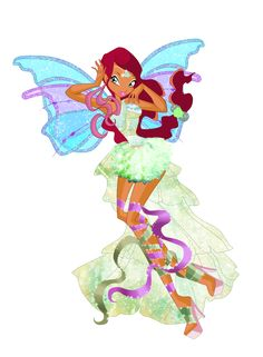 winx club best fairy friends | Layla/Aisha Harmonix by Dessindu43 on deviantART
