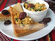 Храна за мойте канибали: Разядка от варени яйца със сирене и лук