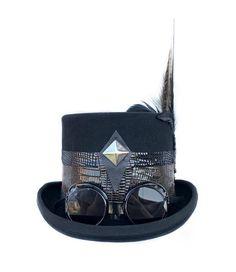 FUTURA HATS -Burning man hat Steampunk hatter | Etsy Post Apocalyptic Clothing, Cyberpunk Clothes, Steampunk Goggles, Burning Man Outfits, Boho Hat, Costume Hats, Steampunk Clothing, Rave Outfits, Hats For Men