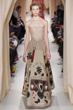 Valentino Couture Spring 2015 - Slideshow