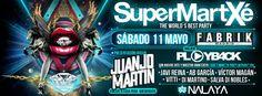 Supermartxé llega a Fabrik con Juanjo Martín
