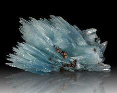 Barite crystals Morocco