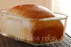 Kid Friendly Wheat Bread.  Easy Recipe.  Tastes amazing!! theidearoom.net