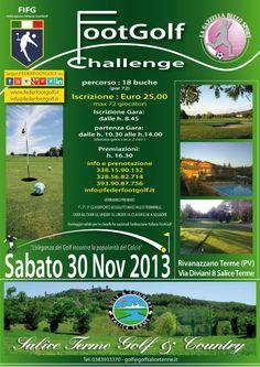 Salice Footgolf Challenge