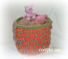 Weiteres - SchweineBad Klopapierhut Ferkelchens Badetag - ein Designerstück von contra0815 bei DaWanda