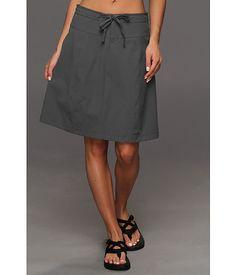 Mountain Hardwear Yuma™ Trekkin Skirt Graphite - 6pm.com